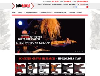 telesound.bg screenshot