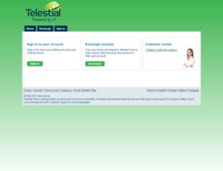 telestial.ekit.com screenshot