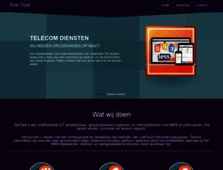 teletaal.nl screenshot
