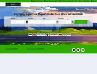 teletiquete.com screenshot