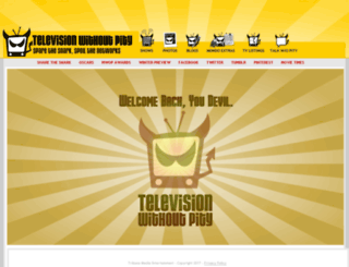 televisionwithoutpity.com screenshot