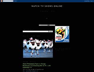 televission.blogspot.ca screenshot