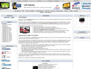 televize-lcd.cz screenshot