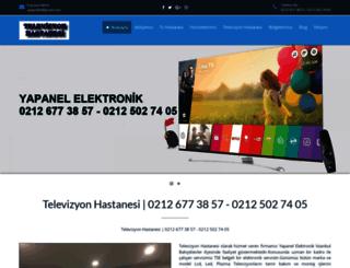 televizyonhastanesi.net screenshot
