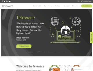 teleware.com screenshot