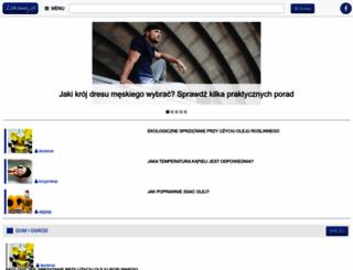 telewizor.pl screenshot