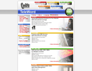 teleword.net screenshot