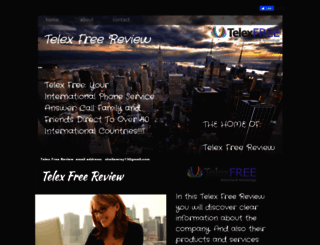telexfreereview.webstarts.com screenshot
