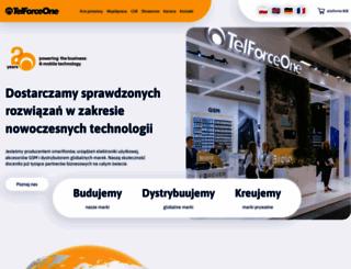 telforceone.pl screenshot