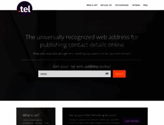 telfriends.tel screenshot