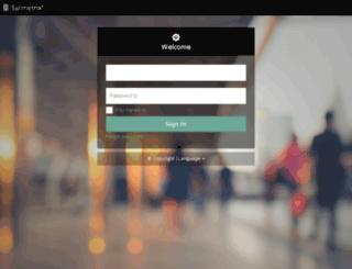 telhio.satmetrix.com screenshot