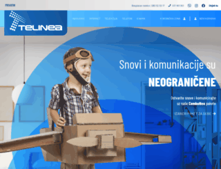 telinea.com screenshot