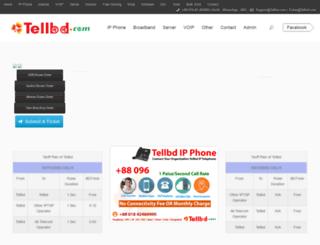 tellbd.com screenshot