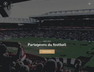 tellementfoot.com screenshot