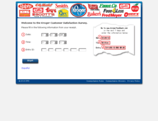 tellkroger.com screenshot