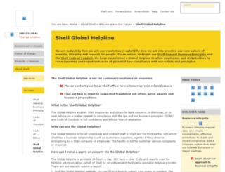 tellshell.eu screenshot