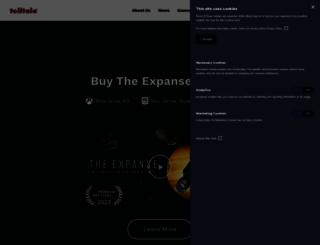 telltalegames.com screenshot
