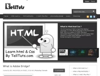 telltuts.com screenshot