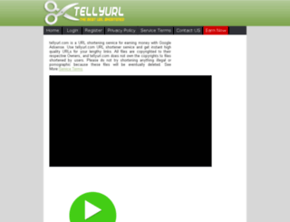tellyurl.pw screenshot