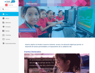 telmexeducacion.com screenshot