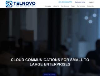 telnovo.net screenshot