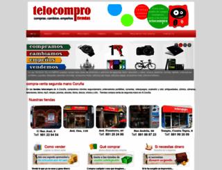telocompro.es screenshot