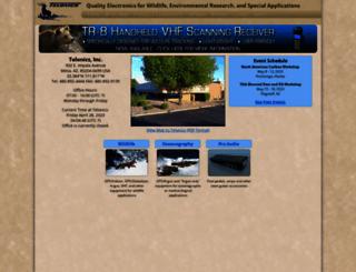 telonics.com screenshot