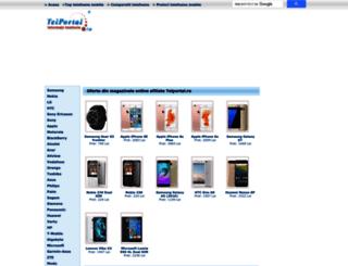 telportal.ro screenshot