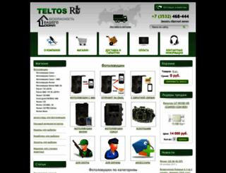 teltos.ru screenshot