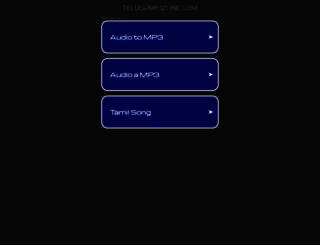 telugump3zone.com screenshot