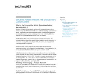 telulimo035.blogspot.com.br screenshot