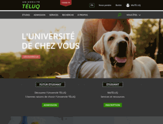teluq.uquebec.ca screenshot