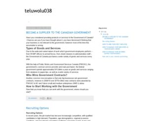 teluwolu038.blogspot.com screenshot