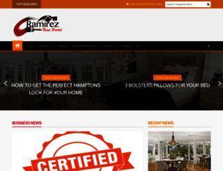 tematareramirez.com screenshot