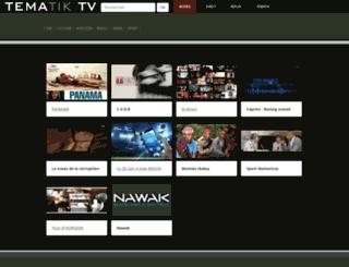tematik.tv screenshot