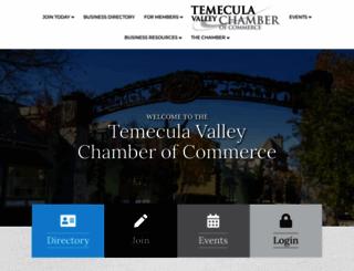 temecula.org screenshot