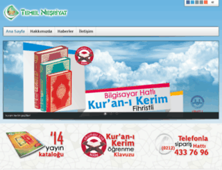 temelnesriyat.com screenshot