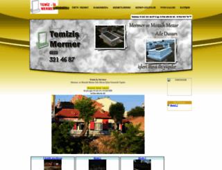 temizismermer.net screenshot