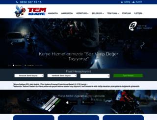 temkurye.com screenshot