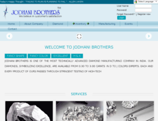temp.jodhanibrothers.com screenshot