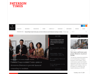 temp.patersontimes.com screenshot