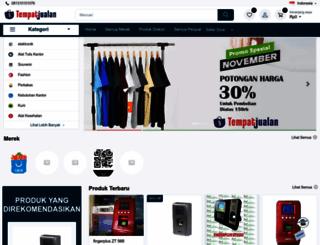 tempatjualan.com screenshot