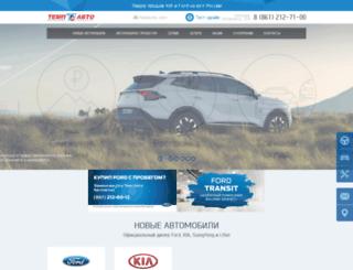 tempavto-k.ru screenshot