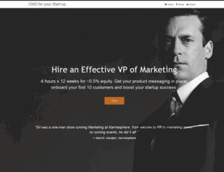 tempcmo.quickmvp.com screenshot