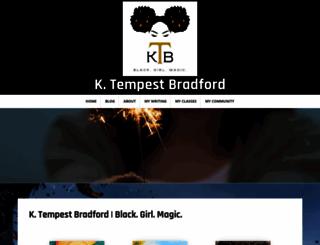 tempest.fluidartist.com screenshot