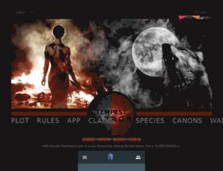 tempestharbor.b1.jcink.com screenshot