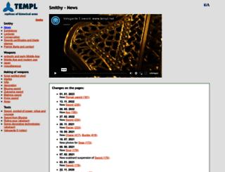 templ.net screenshot