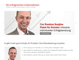 template-b.erfolgreich-website-erstellen.ch screenshot