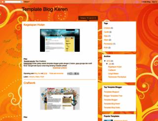 template-blog-keren.blogspot.com screenshot