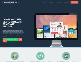 template-builder.joomlartwork.com screenshot